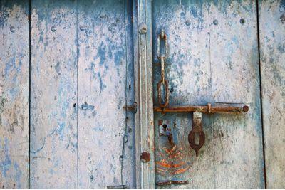 Door detail, Zanzibar
