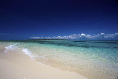 Beach view, Tanzania