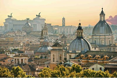 Rome's skyline
