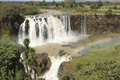 ethiopia nile falls