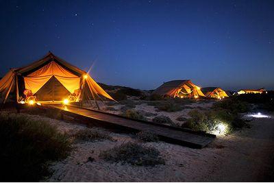 sal salis ningaloo tents
