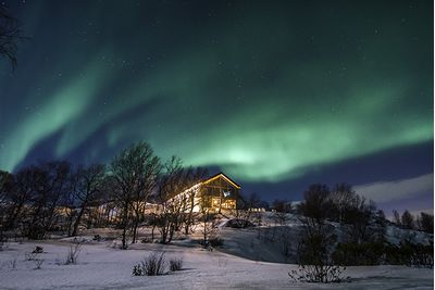 northern lights lodge norway