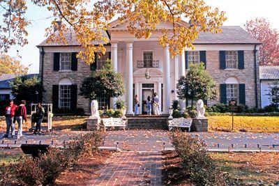 Elvis Presley's house