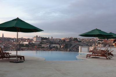 swimming pool at the yeatman