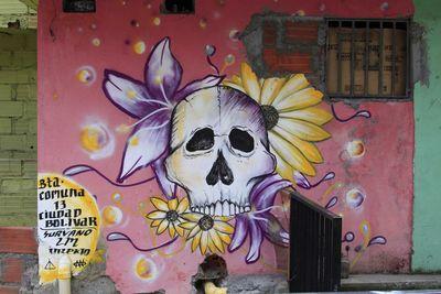 Medillin graffiti
