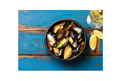fresh mussels in sweden