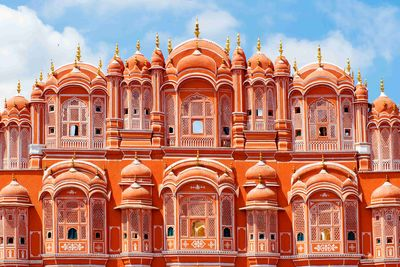 jaipur pink palace