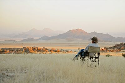 solitude in Namibia