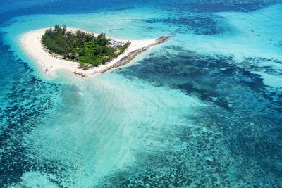 thanda island aerial