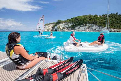 argentous yacht activities