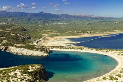 Peloponnese beach