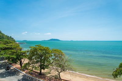 Kep's main beach