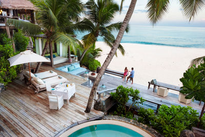 north island pool and beach