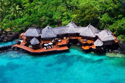 villa in Laucala Island fiji