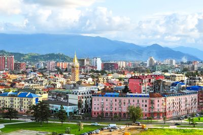 city of Batumi in Gerorgia