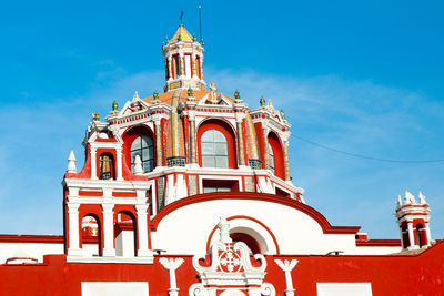 Santo Domingo church, Puebla