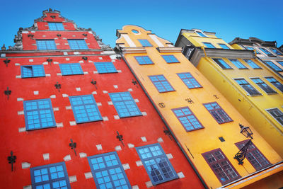 stockholm townhouses