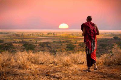 African masai