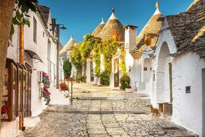 trulli houses