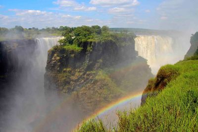 victoria falls viewpoint