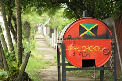 jerk chicken bbq