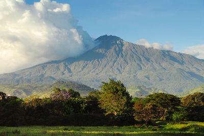 Mount Meru, Arusha