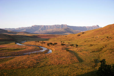 KwaZulu Natal mountains