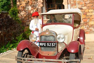 Car in Jaipur