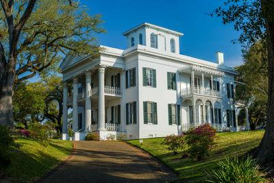 Stanton Hall Mansion in Natchez
