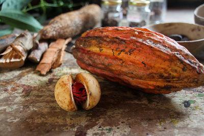 Grenada cocoa bean
