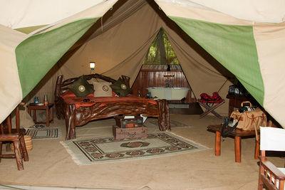 zambia bush camp