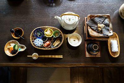 kaiseki dinner ryoken