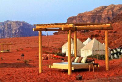 tented suite wadi rum