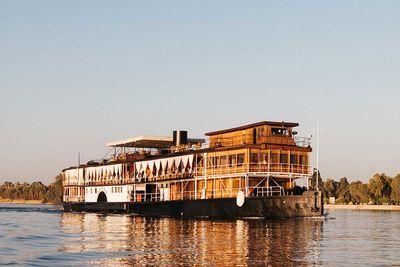steam ship sudan egypt death on the nile film