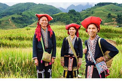 northern vietnam road trip