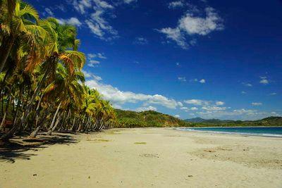 costa rica beach nicoya peninsula
