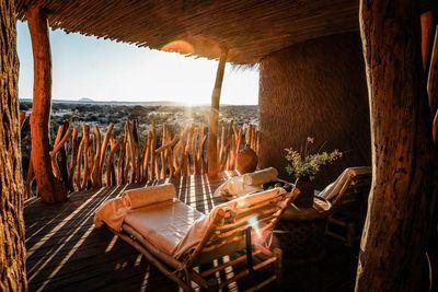 Omaanda Lodge Windhoek Namibia
