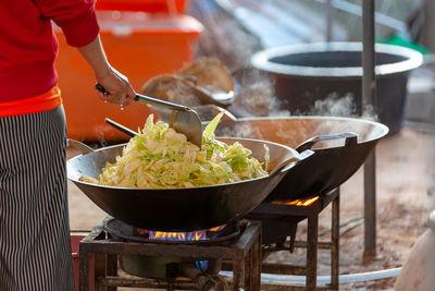 street food in bangkok