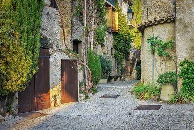 Eze Street, France