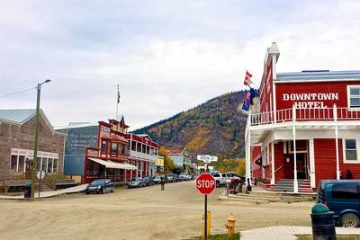 Dawson City Junction