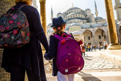 Family Sightseeing in Istanbul