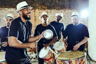 Bossa Nova Band Brazil