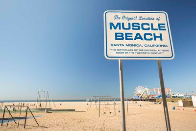 California Muscle Beach