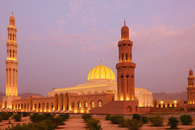 muscat-mosque