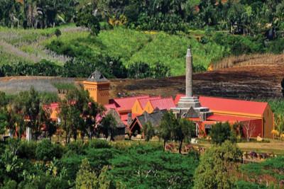 Rhumeria de Chameral, Mauritius