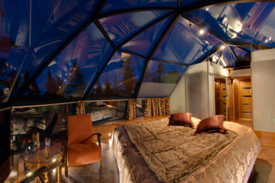 Luxury Igloo Interior