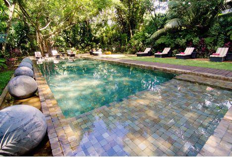 The Wallawwa swimming pool