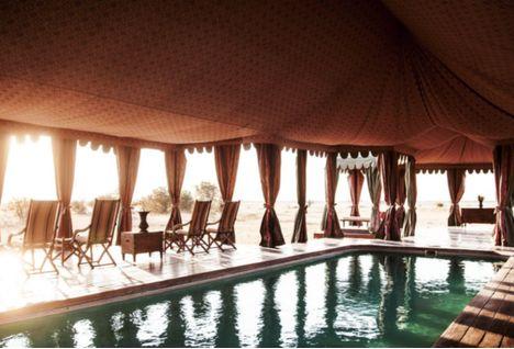 jacks camp swimming pool
