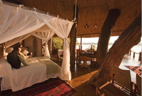tongabezi bedroom