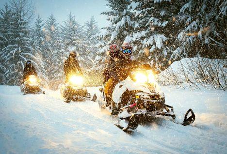 winter sports in sweden